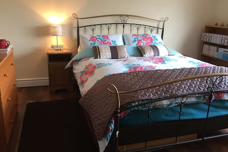 Double Room #1 - Lisburn/Banbridge - Dromore - Oda + Kahvaltı