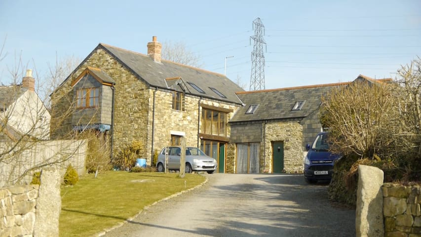Flittermouse Cottage - Helstone - Ev