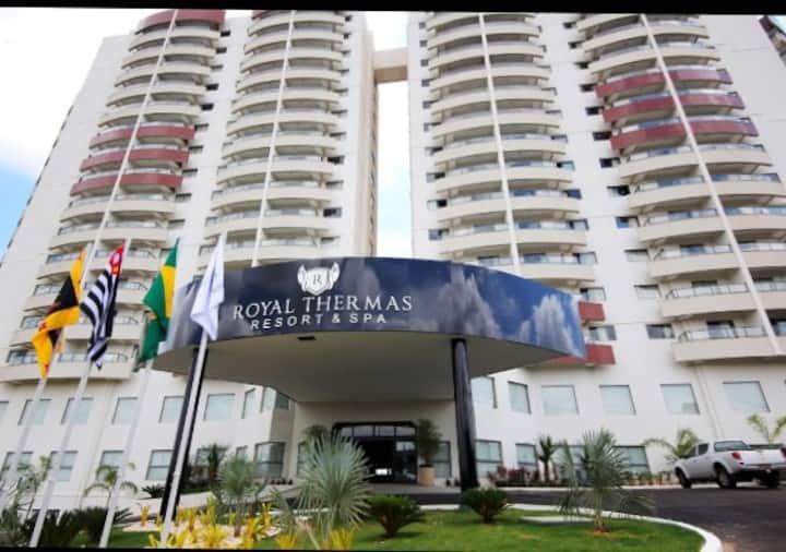 Resort Hotel Olimpia suas Férias no Royal Thermas