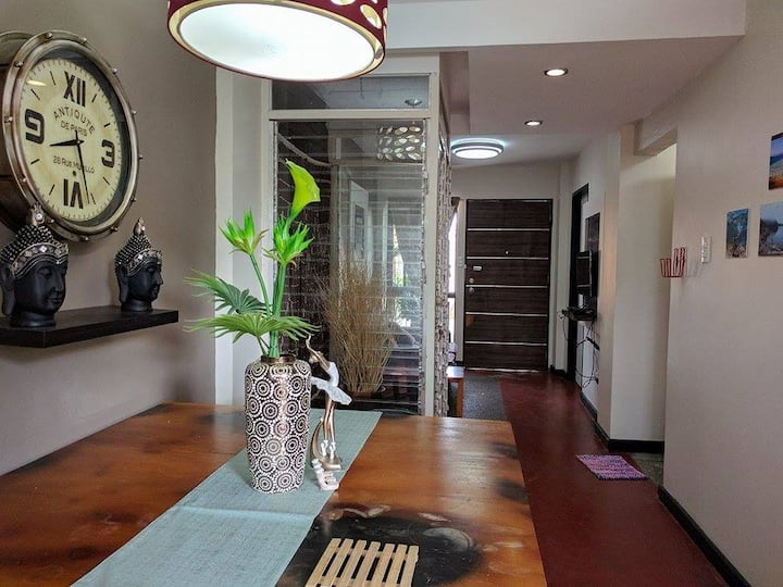 Dumaguete Cheap Apartelle for 1-8+ people Unit 102