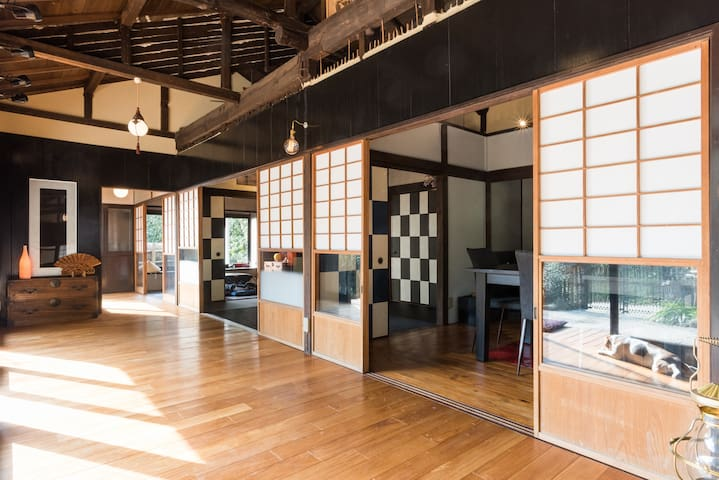Retreat to the Japan of Yesteryear ~ an Experience - Kamakura-shi - Villa