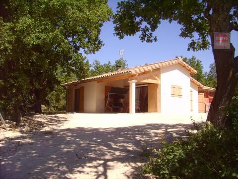 villa récente de 70 m² capacité  2 personnes