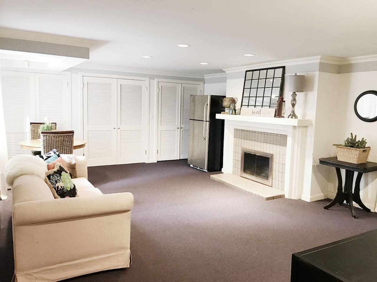 Entire 1,100 sqft Apartment-SLC/U of U/Hospitals - Apartments for ...