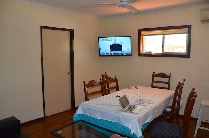 Single room in the centre of Broome