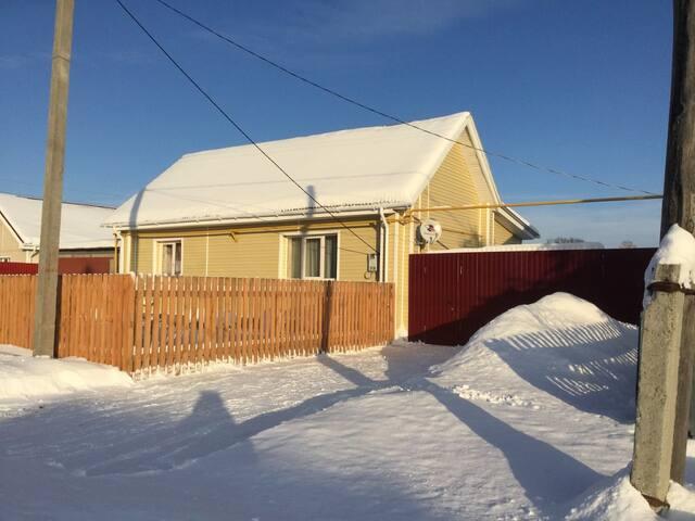 Сдам дом в горах Башкирии (Россия) - Uzyan - House