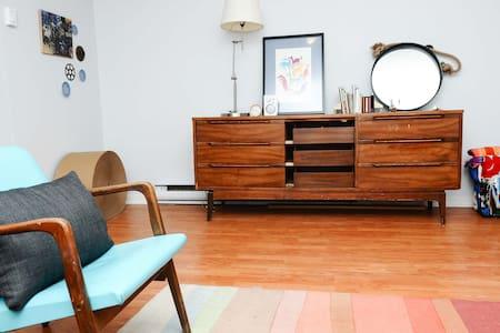 spacious downtown nest - Halifax - Apartment