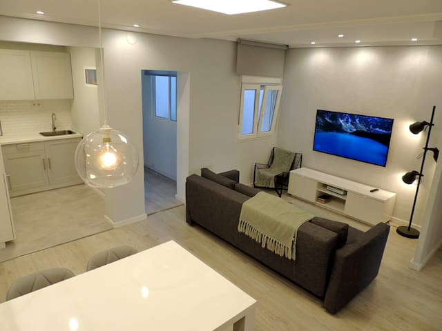Beautiful newly renovated apartment