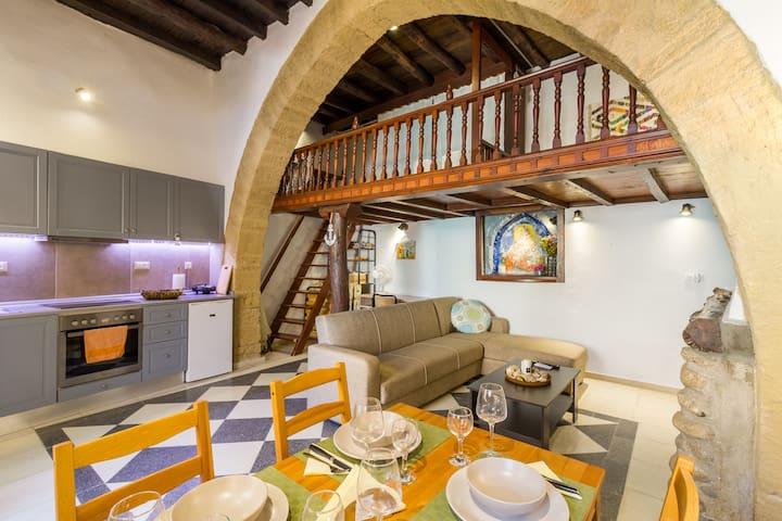 Casa Stefanis - Village House - Koskinou