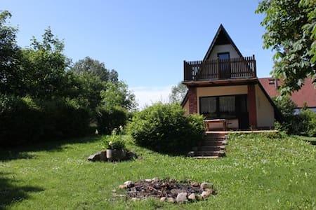 Ferienhaus in der Feldberger Seenlandschaft