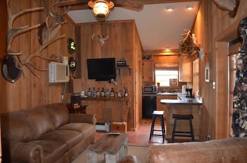 Rustic Barn Cottage