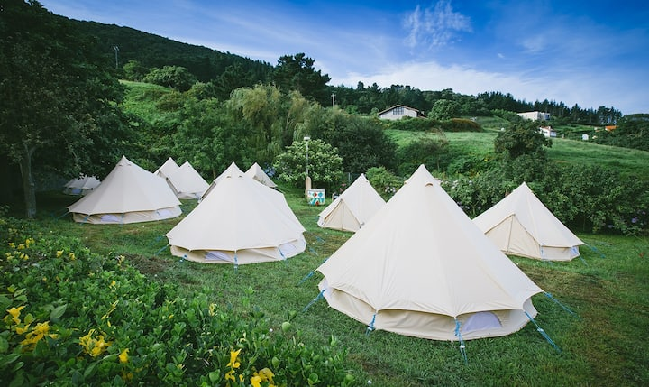 POP UP GLAMPING- PAYS BASQUE