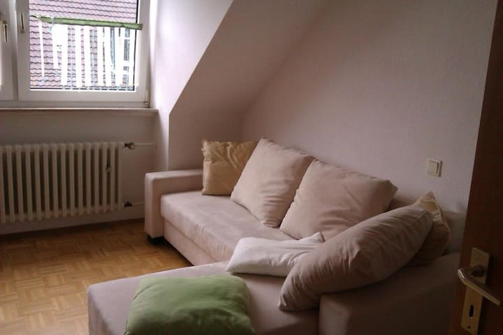 private room in fully furnished apartment