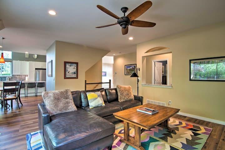 NEW! Spacious Family Home w/Deck, 9 Mi to Boulder!