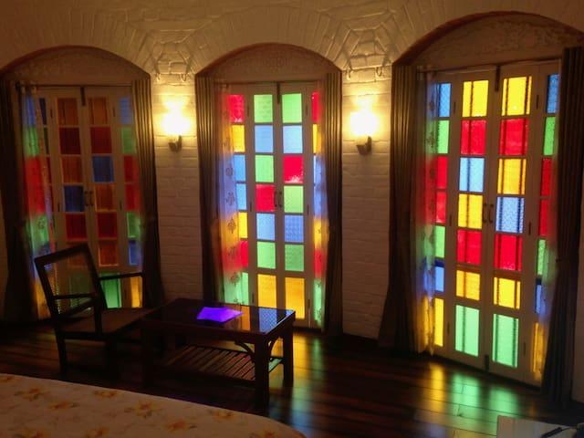 Maharaja Deluxe Room (in ROSE Heritage Home)