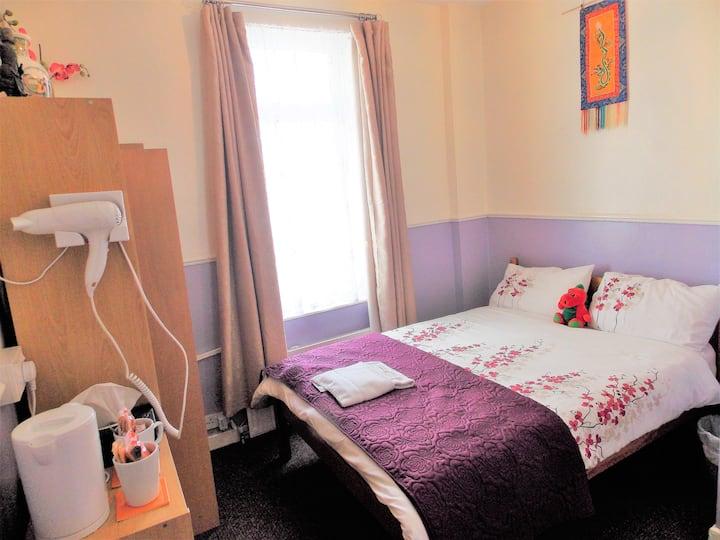 Oriental Room @ Topaz Guest House