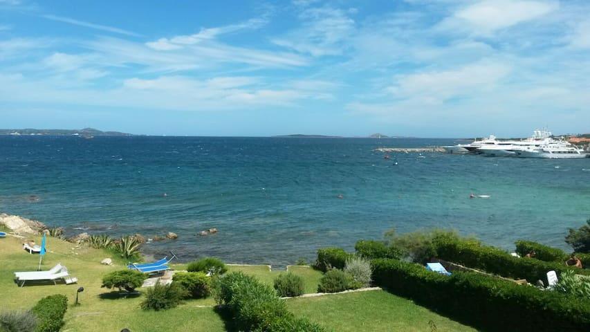 una terrazza sul mare della Costa Smeralda - Porto Rotondo - Apartmen