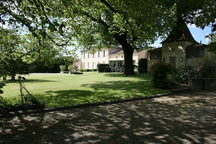 Castillon, Gardegan-et-Tourtirac, Saint-Emilion