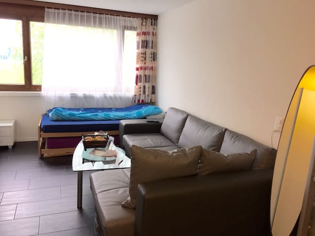 Fair price and nice apartment. - Baar