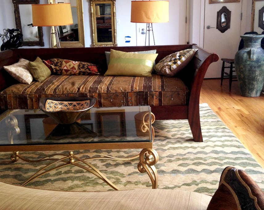 """"""". . .also very comfortable and well-located."""" Hunter, New Orleans,"""