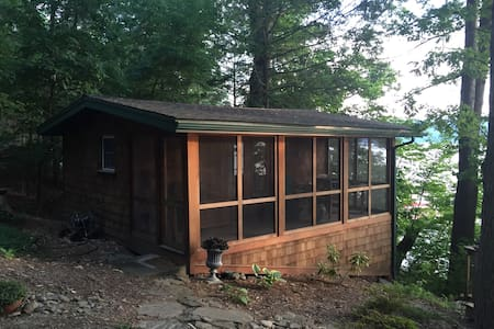 Moose Woods Retreat on Seneca Lake - Burdett - Cottage