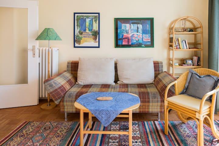 3 Zi. Wohnung, ruhig, im Zentrum von Bonn, 73 m2