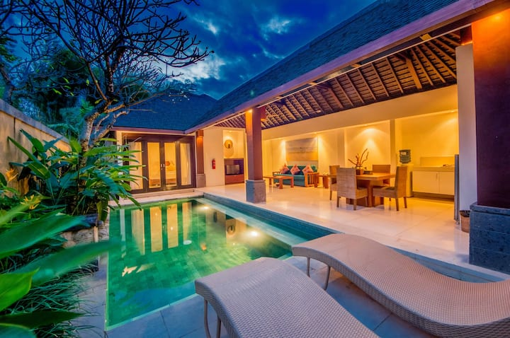 Digital Nomad Friendly Private Pool Villas