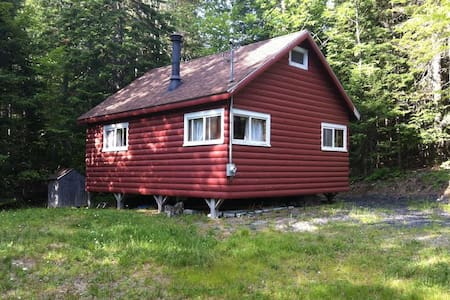 Moosehead Lake Camp in Greenville, ME - Greenville - Cabane