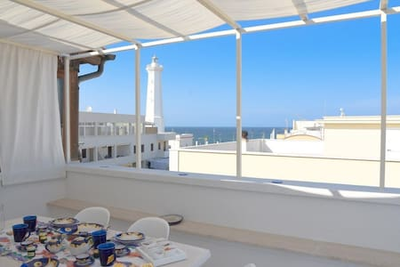 Apartment with large terrace with sea view - La Terrazza di Alcino