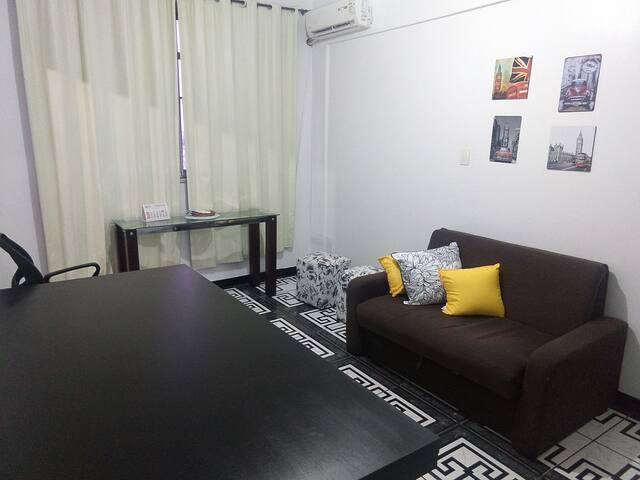 Apartamento próximo ao Shopping Manauara e Fórum