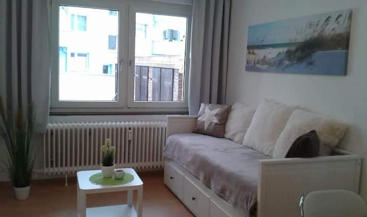 Hannover City Apartement (links)