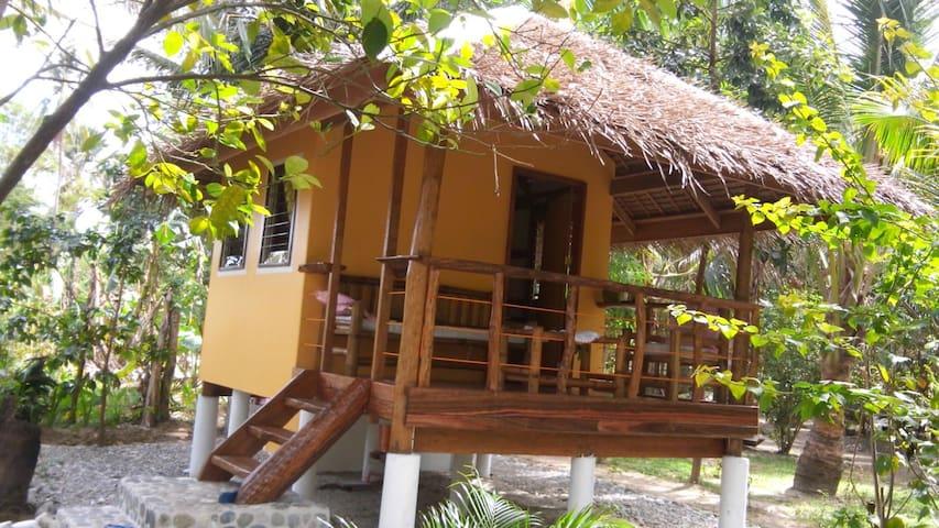 Mindoro Beachhouse. - Abra de Ilog - Hut
