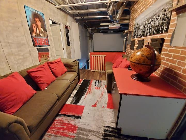 Luxurious Creative Loft Style Hideaway