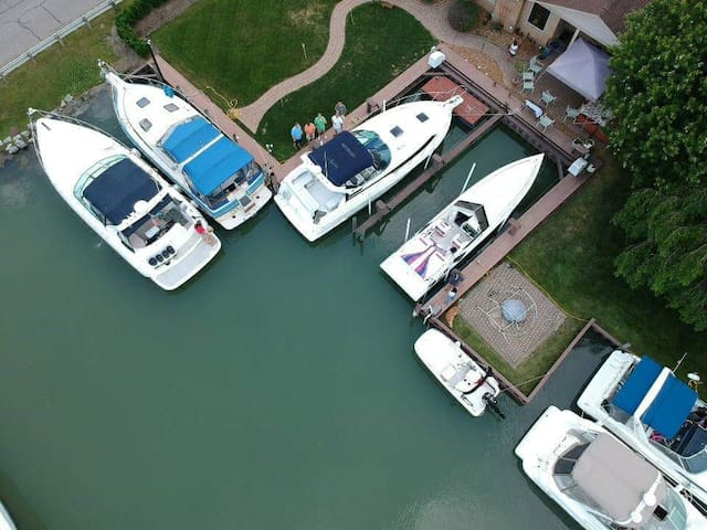 A boaters paradise