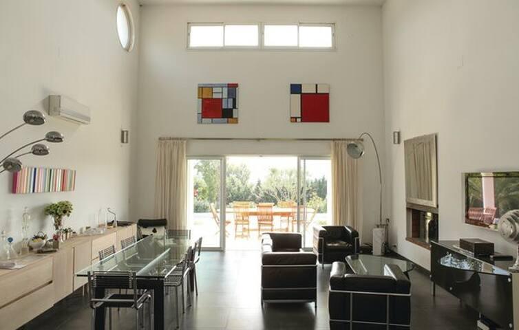 splendide villa 1 chambre avec piscine et plages