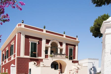 Sorelle Barnaba. Country House. FICO appartment - Monopoli - Vila