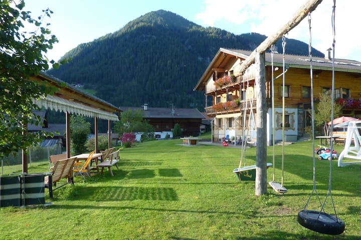 Apartment 5 - Residence Bannwald - Südtirol