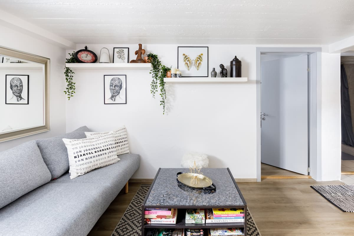 Chic Apartment Home in Reykjavik