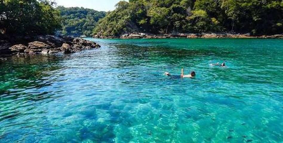 Casa de praia no paraíso de Angra!