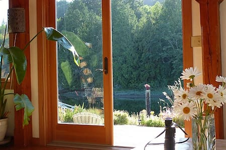 Waterfront Haven off Hood Canal