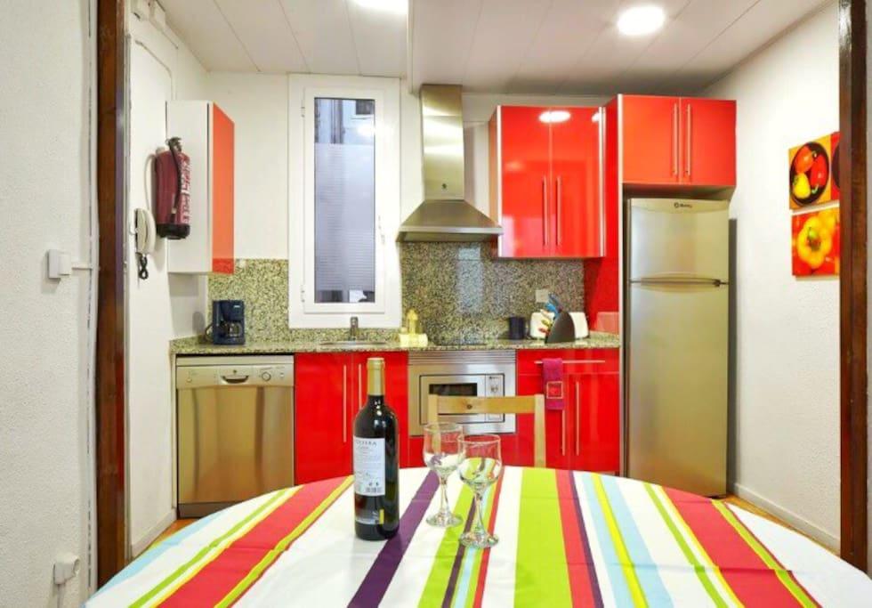 Arc de triomf appartamenti in affitto a barcellona for Appartamenti in affitto a barcellona