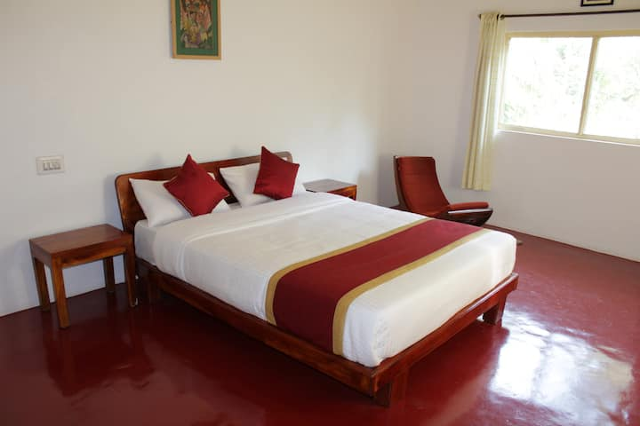 Room 2 · Guddadamane Homestay Estate View Room