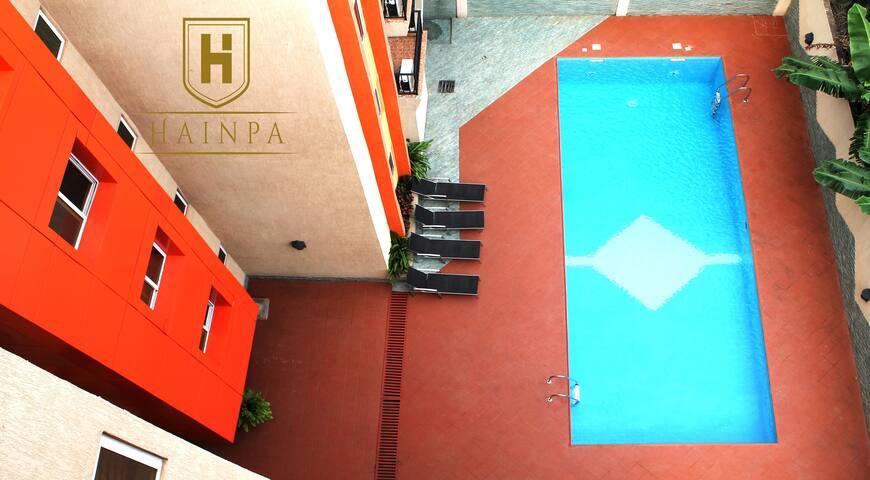 Flora Legacy - Accra - Apartment