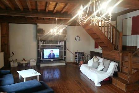 Maison Clermont Ferrand proche puy de dome - Pontgibaud - Apartament