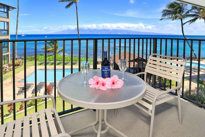 213 Oceanfront ♥ 20% OFF SPECIAL/5th NIGHT FREE