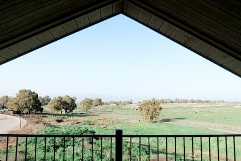 Rooms in the Golan heights