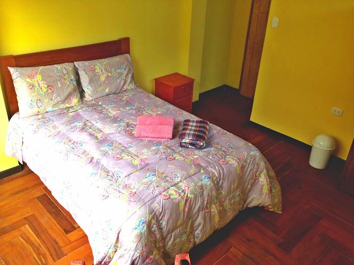 Matrimonial Room , new flat in Cusco