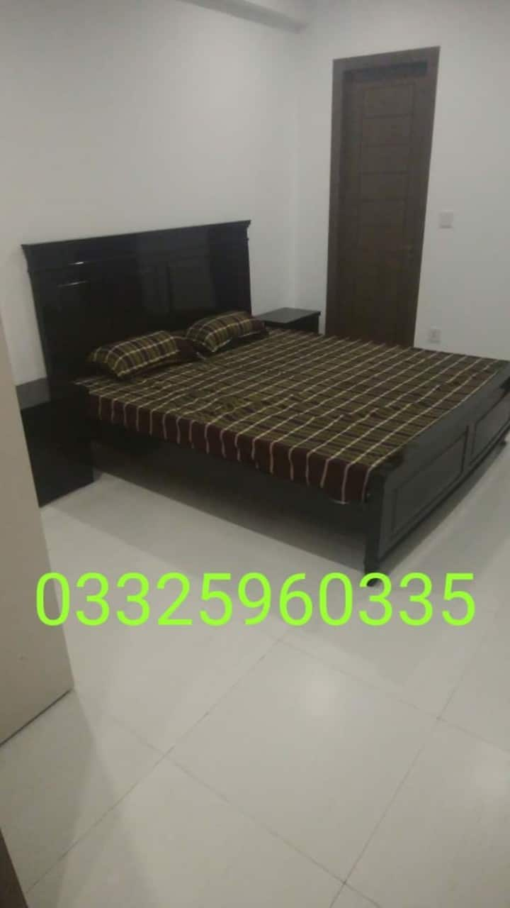 One bed furnished apartment