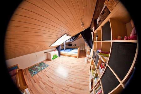 Gemütliche Wohnung in ländlicher Lage in Viersen - Viersen - Apartamento