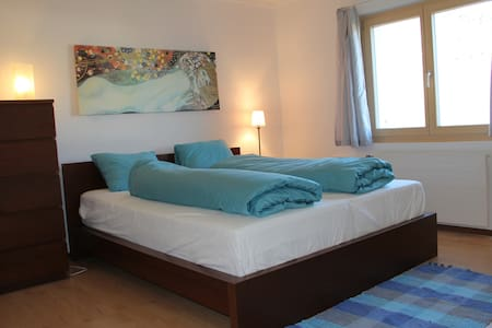 Sonnige Wohnung in Waltensburg - Waltensburg/Vuorz
