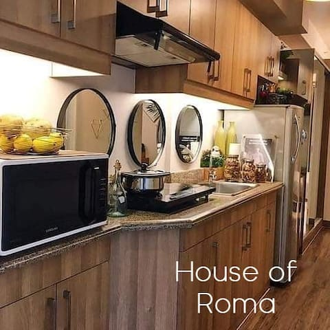 House of Roma in Jazz Residences